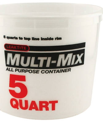 5-Qt. Multi-Mix Container