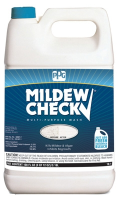 Mildew Wash, 1-Gal.