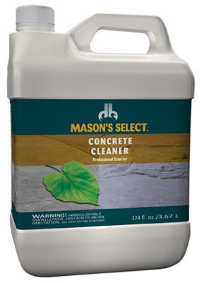 1-Gallon Concrete Cleaner