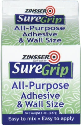 Sure Grip 8-oz. All-Purpose Adhesive & Wall Size