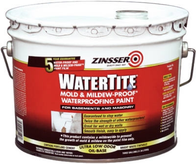 3-Gallon Watertite Mold & Mildew Proof Waterproofing Paint