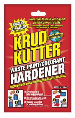 3.5-oz. Waste Paint Hardener
