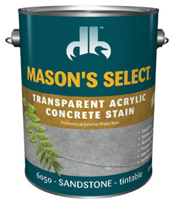 1-Gallon Sandstone Transparent Concrete Stain