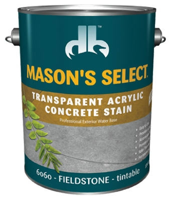 1-Gallon Fieldstone Transparent Concrete Stain