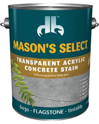 1-Gallon Flagstone Transparent Concrete Stain