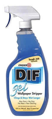 DIF 32-oz. Wallpaper Remover Gel Spray