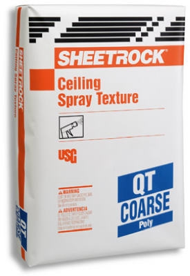Imperial QT 40-Lb. Coarse Spray Wall & Ceiling Texture Finish