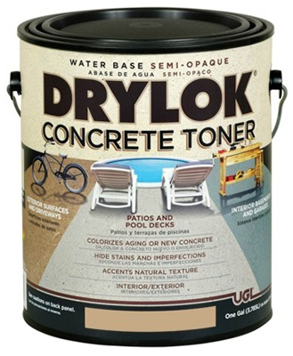 Water-Base Concrete Toner, Tint Base, Gallon, Must Be Purchased in Quantities of 2