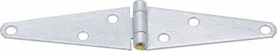 4-In. Galvanized Heavy Strap/Gate Hinge