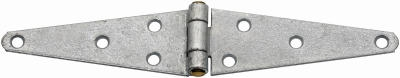 5-In. Galvanized Heavy Strap/Gate Hinge