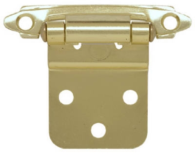 2-Pk.  2 x 3/4-In. Brass Hinge