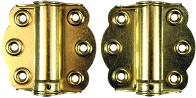 2-Pack 2-3/4-Inch Adjustable Hinge