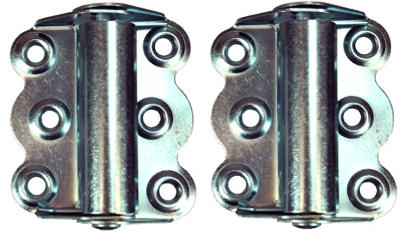 2-Pack 2-3/4-Inch Self-Closing Hinge
