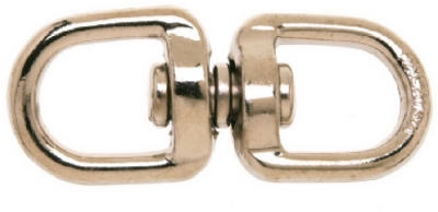5/8-In. Double Round Eye Chain Swivel