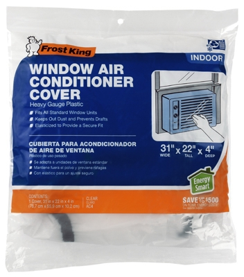 Indoor Window Air Conditioner Cover, 22