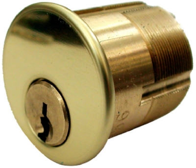 Kabailco Brass Mortise Cylinder