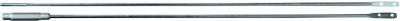 Screen Door Turnbuckle, Zinc, 42-In.