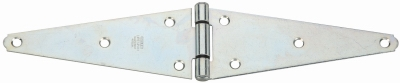 8-In. Zinc Strap/Gate Hinge