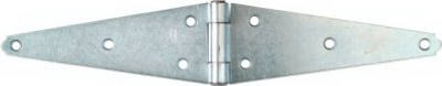 10-In. Zinc Strap/Gate Hinge