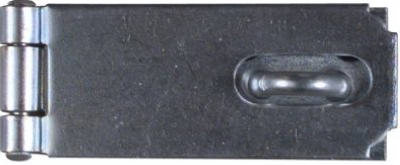 2.5-In. Zinc Safety Hasp