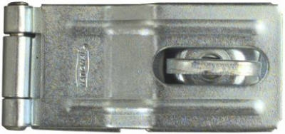 3.25-In. Zinc Swivel Safety Hasp