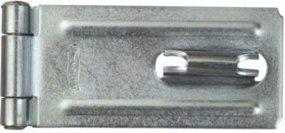 3.25-In. Zinc Safety Hasp