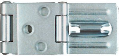 3.25-In. Zinc Double Hinge Safety Hasp