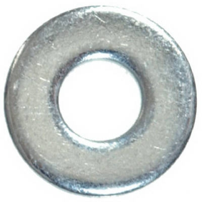 100-Pack 1/4-Inch SAE Flat Washers