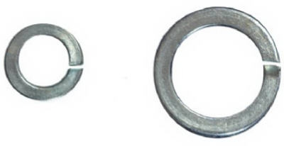 100-Pack #8 Split Lock Washers