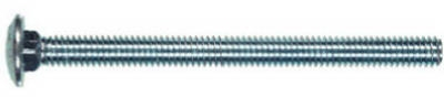 50-Pack 3/8x16x4-Inch Carriage Bolts