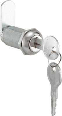 1-3/8-Inch Stainless Steel Drawer/ Cabinet Lock