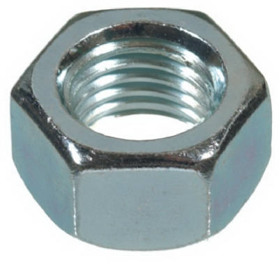 100-Pack 1/4x20 Hex Nuts