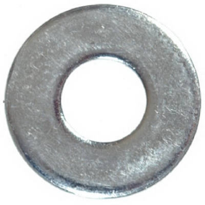 Flat Washer, 0.25-In., 100-Pk.