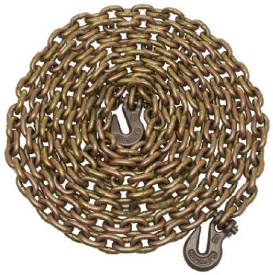 Tow Chain, 5/16-In x 20-Ft.