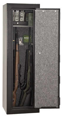 Gun Safe, Stores 12 Long Guns