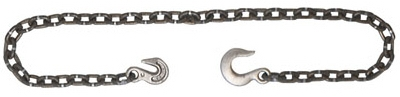 Log Tow Chain, 3/8-In. x 14-Ft.