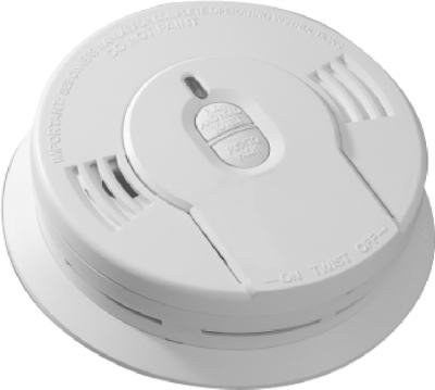 Smoke Alarm, 10-Year Lithium Battery
