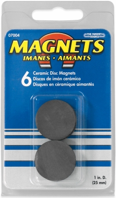 Ceramic Disc Magnet, 1