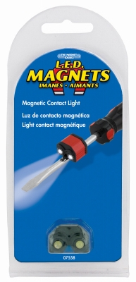 Magnetic LED Contact Light