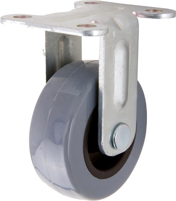 TPU Rigid Caster, 2-In.