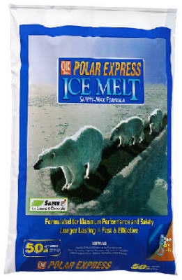 Ice Melt, 50-Lb. Bag
