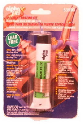 0.21-oz., .029 Tube Specalty Solder