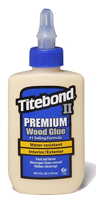 Premium Wood Glue, 4-oz.