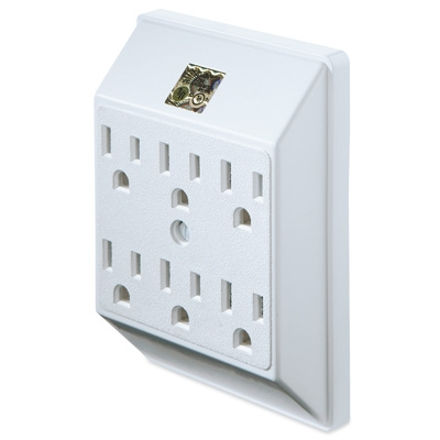 6-Outlet Wall Tap