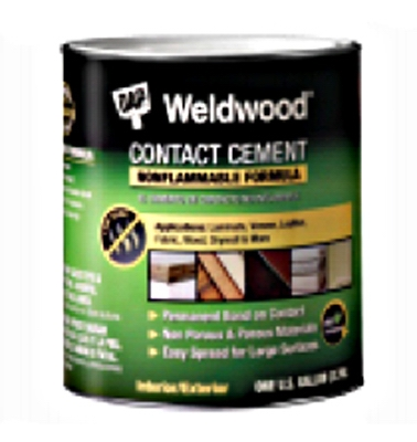 1-Gallon Weldwood Nonflammable Contact Cement