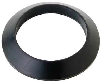 Flush Valve Shank Washer, Beveled Rubber