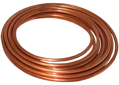 Type L Soft Copper Tube, 3/4-Inch Nominal Inner Diameter x 60'