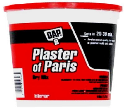 DAP 4-Lb. Pail White Plaster Of Paris