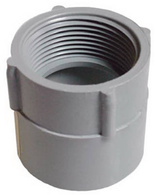 1-1/4-Inch PVC Female Adapter