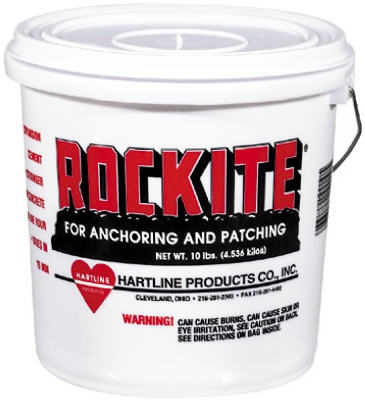 Anchoring & Patching Cement, 10-Lb.